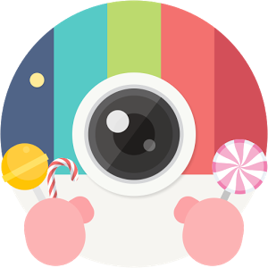 candy camera | best selfie apps