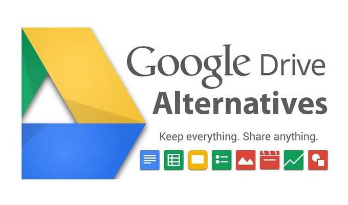 google drive alternatives