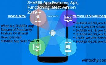 Shareit for data transmission